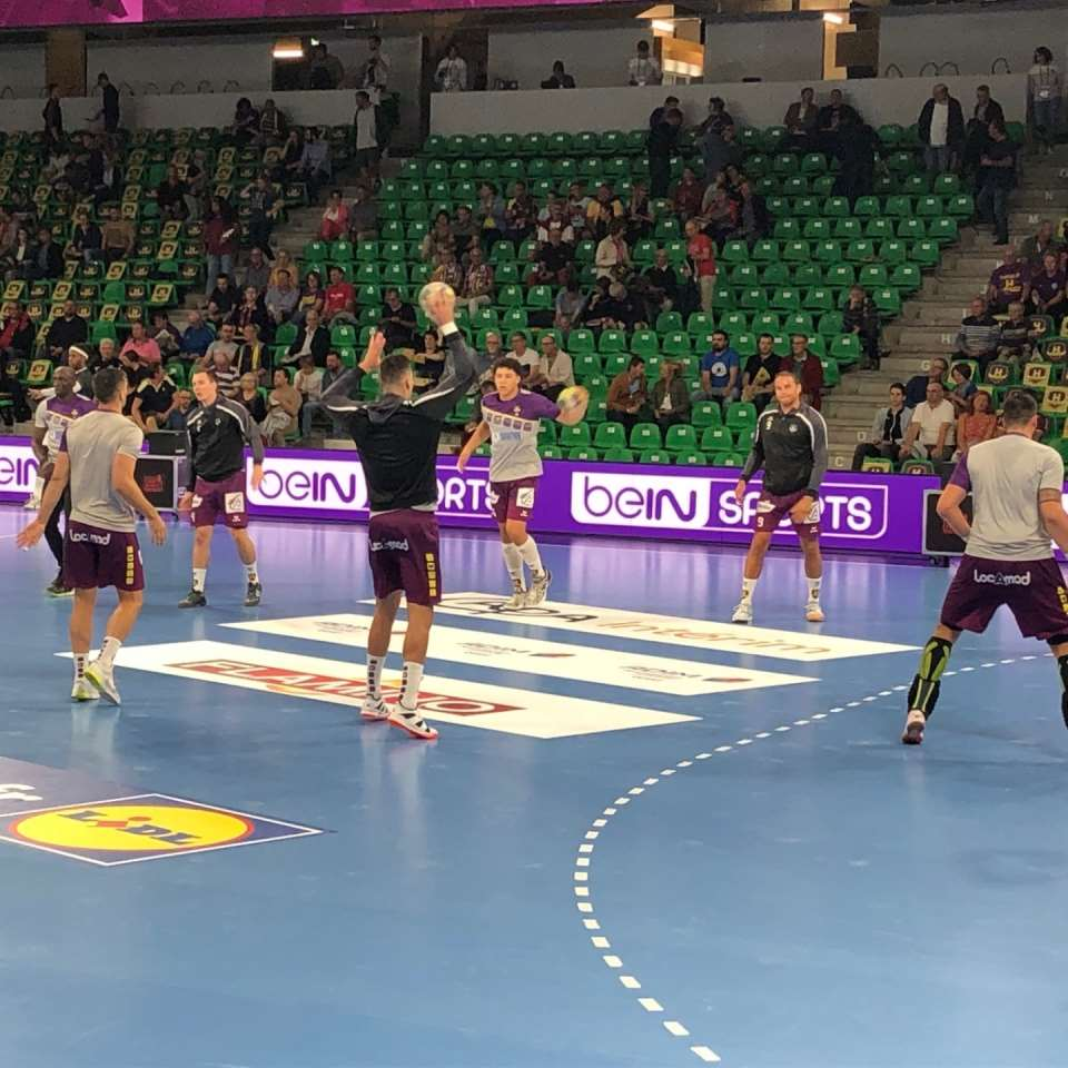 match handball club nantes dunkerque