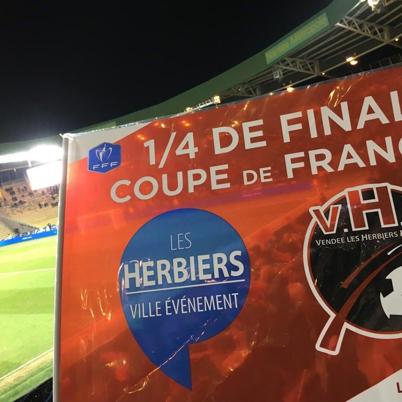 Coupe de France la Vendee a lhonneur