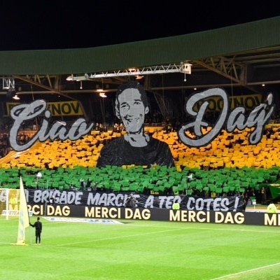 ciao dag FC Nantes