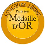 concours lepine medaille or